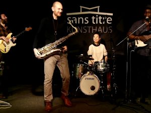 Carlos Dalelane und Band