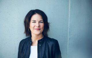 Annalena Baerbock im Gespräch mit #KulturMachtPotsdam